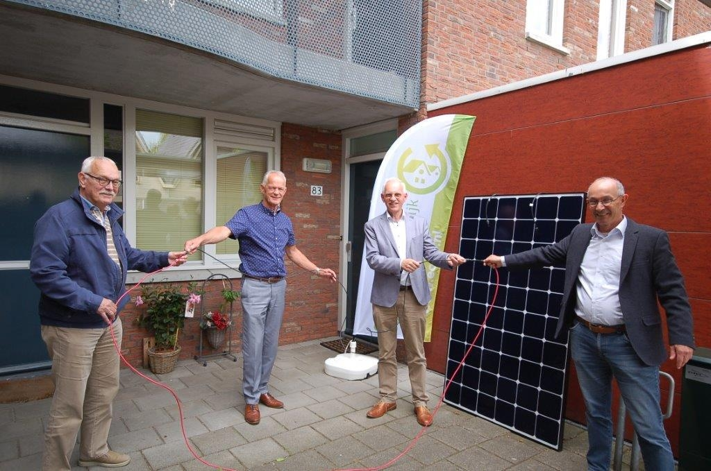 Woningbouwvereniging Reeuwijk - persfoto